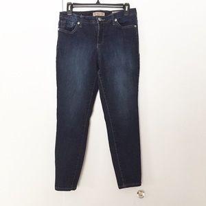 Dark Wash Matchstick Skinny Jeans Sz 29